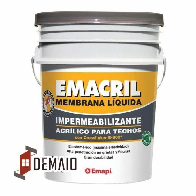 Membrana liquida emacril